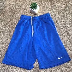 Youth Medium Nike brand Dri-Fit shorts